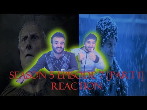 Game Of Thrones Season 5 Episode 7 Part 1 Reaction