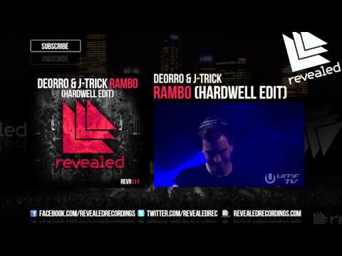 Deorro & J-trick - Rambo (hardwell Edit) [teaser] video