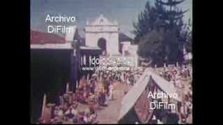 DiFilm - Tour Walt Disney for Guatemala 1943