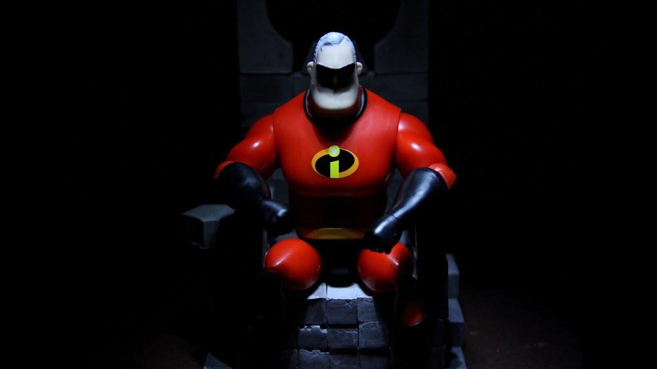 Best Incredibles Toys Reviewed : Thinkway toys disney pixar mr incredible inch figure