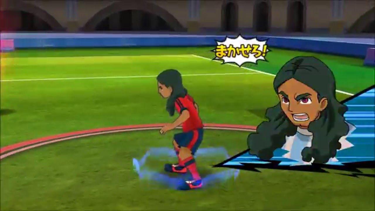 inazuma eleven strikers ita download - YouTube