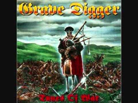 Grave Digger - The Battle of Flodden