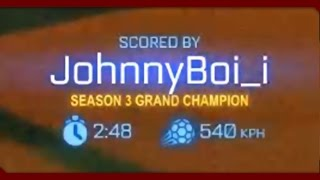 Rocket League | WORLD RECORD Fastest Goal | ft. Kronovi | Funny Moments & Highlights