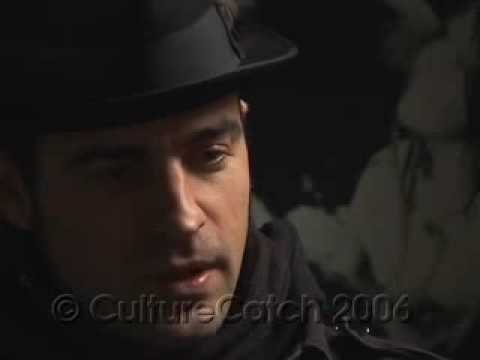 Justin Theroux on Culture Catch! (Part 1)