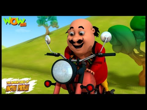 Motu ki Bike - Motu Patlu in Hindi - 3D Animation Cartoon - As on Nickelodeon thumbnail