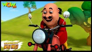 Download Motu ki Bike - Motu Patlu in Hindi - 3D Animation Cartoon - As on Nickelodeon 3Gp Mp4
