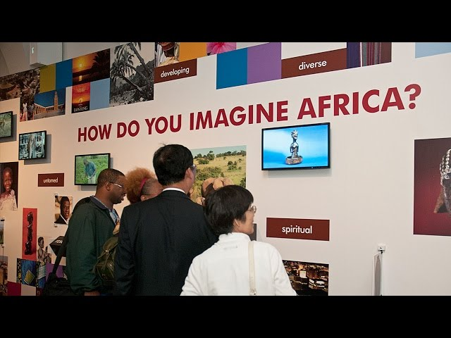 Imagine Africa Lecture Series: Africa and the World
