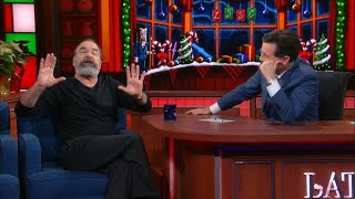 Mandy Patinkin Wants Us To Exercise Our Humanity