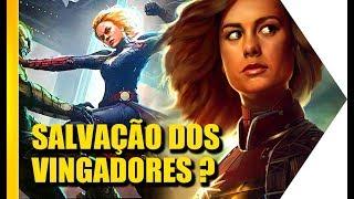 Vingadores 4: Capitã Marvel será a salvação? | OmeleTV