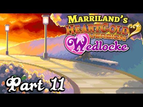 Pokemon HeartGold Wedlocke, Part 11: A Walk in the Park!