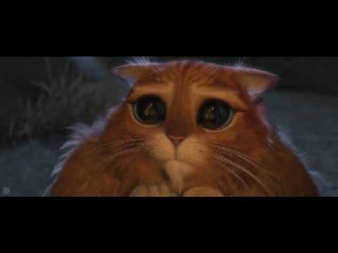 Puss In Boots Eyes Scene ^^