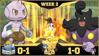 GOING ROGUE! Seattle Sprinklers vs. New York Noibats! APA Little Cup S4 W2