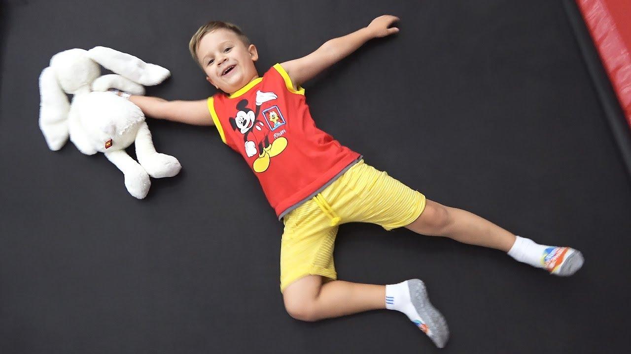 Наш выходной день в Таиланде / Indoor playground Family Fun Play Area for kids