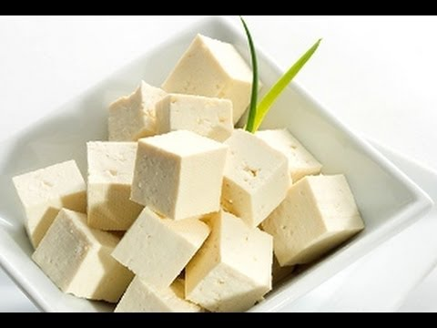 Как приготовить тофу - видео