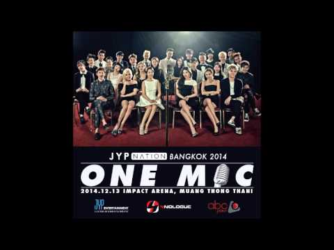 [AUDIO] JYP NATION IN THAILAND 2014