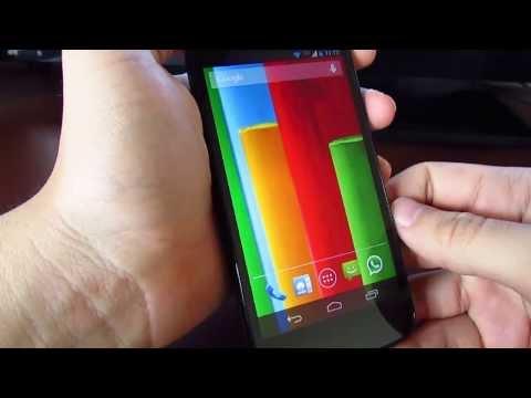 Instalar Archivos APK En Motorola Moto G