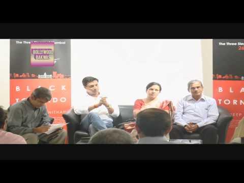Madhur Bhandarkar | Himanshu Roy,Black Tornado: The 3 Sieges Mumbai 26/11 Book Launch