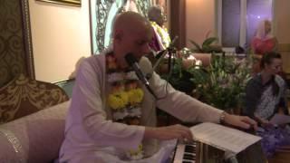 2012.10.30. Sri Damodarashtaka HG Sankarshan Das Adhikari ISKCON Riga Latvia