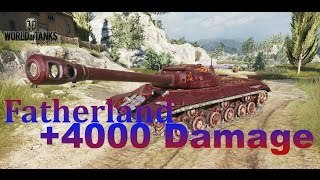World of Tanks Xbox One - fatherland +4000 Damage
