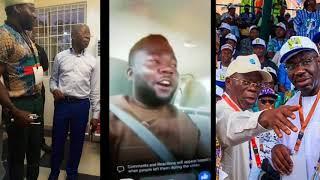 MESSAGE TO  ALBERT OBAZEE, APC, DRUG ADDICT CRACKHEAD ADAMS ALIYU OSHIOMHOLE APC NATIONAL CHAIRMAN,