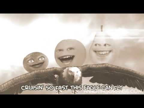 Annoying Orange   Fry day Rebecca Black Friday Parody)
