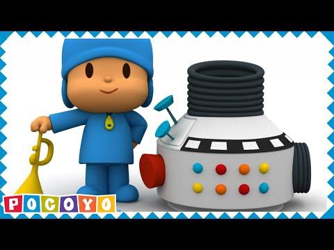 Pocoyo - Il frullatore matto (S02E06)