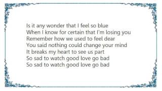 Watch Connie Smith So Sad to Watch Good Love Go Bad video