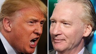 Bill Maher DESTROYS & SHREDS Donald Trump On Wiretapping LIES: