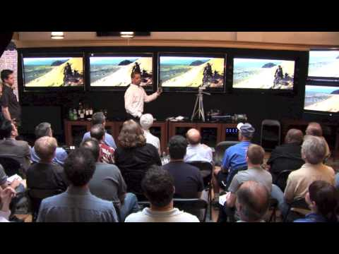 2013 HDTV Shootout - Equipment Use and Day Mode