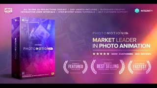 Photo Motion Pro - Professional 3D Photo Animator - After Effects Template - Videohive