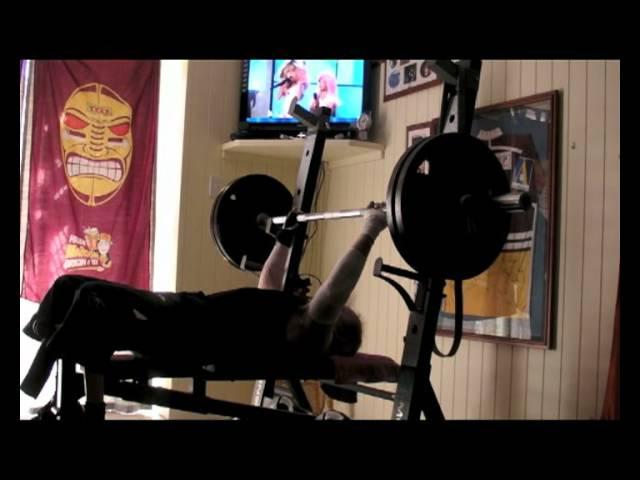 Gym training Week 3
