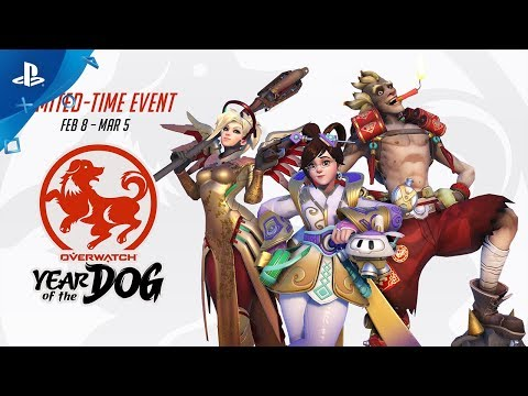 Overwatch - Seasonal Event: Lunar New Year 2018 | PS4