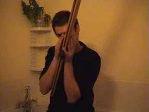 2  Irish reels played on khene :Trim the velvet