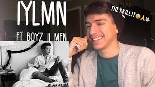 Charlie Puth- If You Leave Me Now ft Boyz II Men (Official Audio)| Reaction