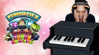 download lagu Pewdiepies Tuber Simulator Indonesia  2500 Subs + Piano gratis