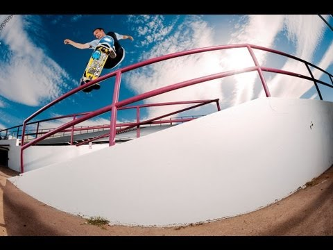 Brick And Mortar Cowtown With Robbie Brockel - TransWorld SKATEboarding
