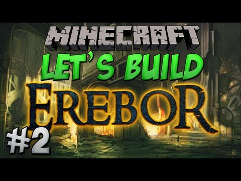 Let's Build - Erebor - #2 Dale Foundations