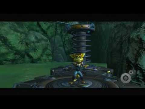 Ratchet & Clank Future: Quest For Booty - Darkwater Cove 1/2