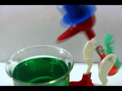 Drinking Bird Experiment Thermodynamic Drinking Bird