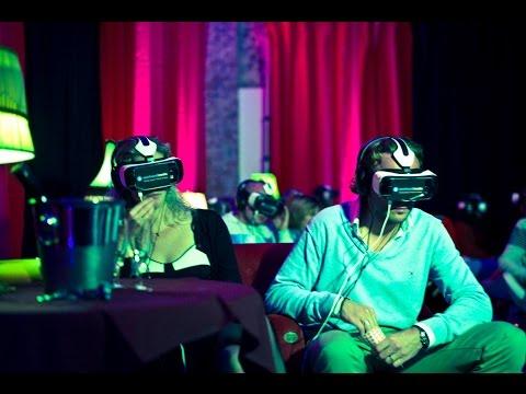 Ya está lista la sala de cine que reemplaza butacas y pantalla por lentes de realidad virtual