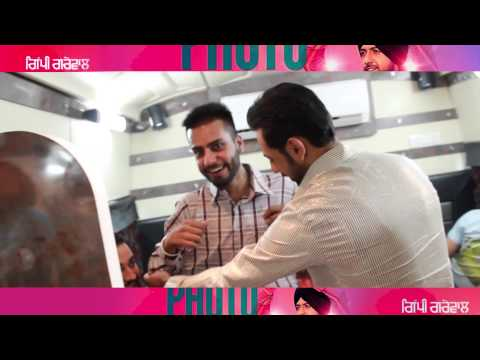 Making Of The Song Photo | Gippy Grewal video