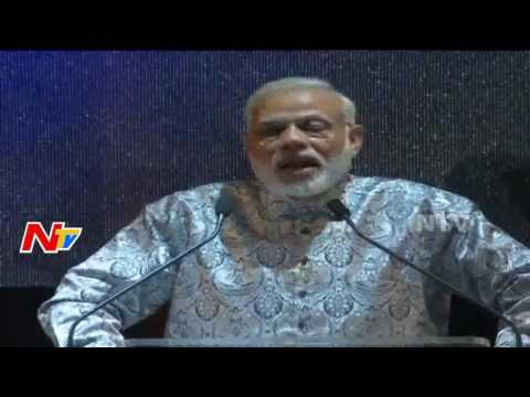 PM Narendra Modi Full Speech at  Johannesburg || NTV