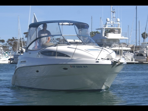 Bayliner 2655 Ciera Walk Thru Tour by South Mountain Yachts