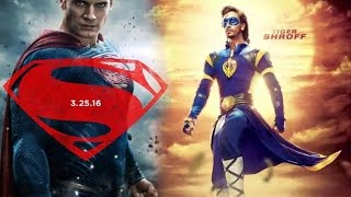 Batman V Superman Flying Jatt Style