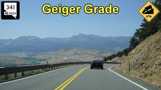 2K18 (EP 15) NV-341 Descending Geiger Summit into Reno