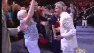 Benny Hinn Prays for DEAF and MUTE people (1)