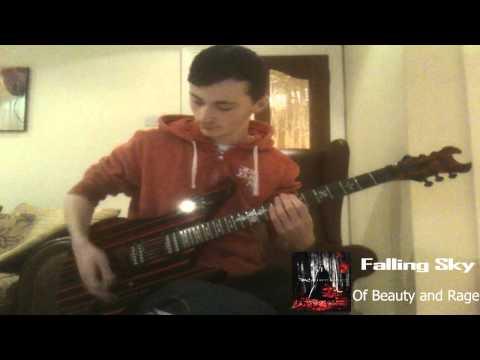 Red Guitar - Falling Sky