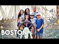 Walking The Freedom Trail! || Boston MA