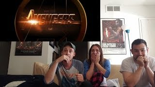 Avengers Infinity War Trailer #2 Reaction + Discussion