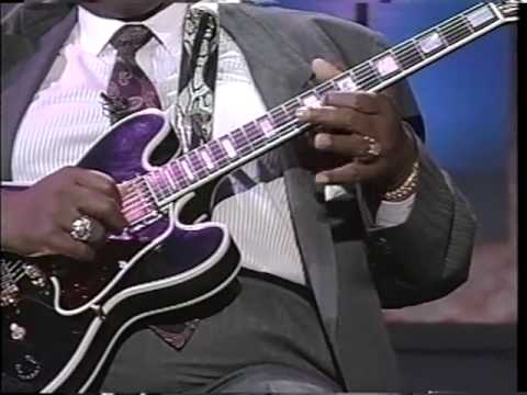 BB King Guitar Lesson - Louise Jordan's Influence